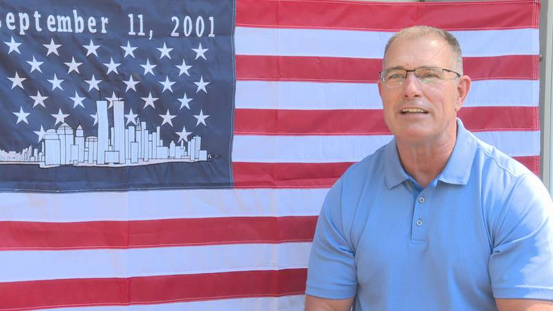 Over the last 23 years, Aurora Battalion Chief Randy Leek has commuted from his home in Byron...