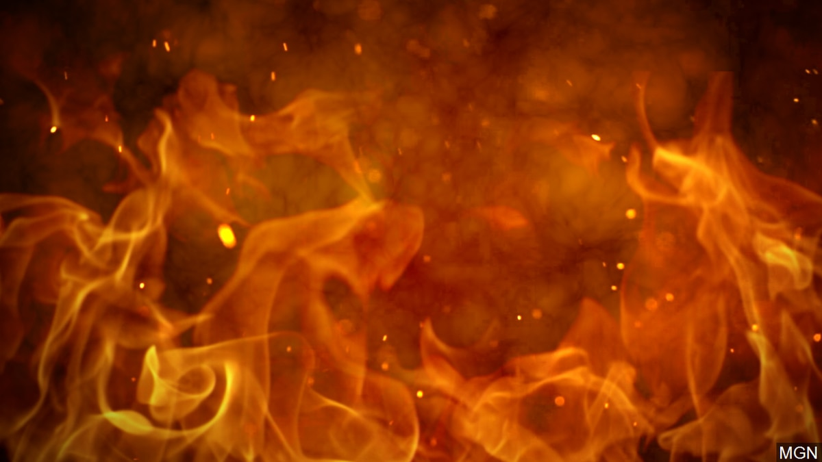 At 5:45 Wednesday morning, Rockford Fire responded to a call of a house fire.
