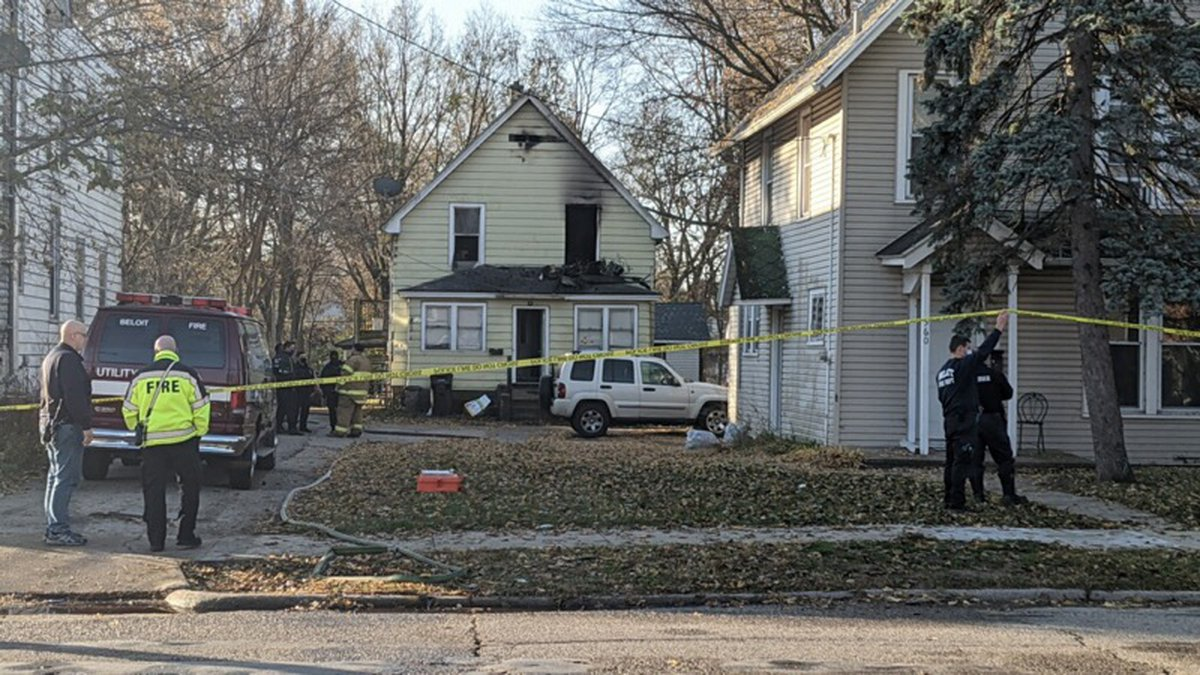 Around 3 a.m. Beloit Fire crews responded to the 300 block of Grand Avenue for reports of a...