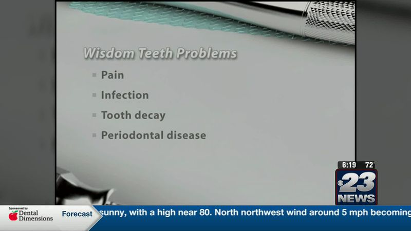 Tooth Talk with Dr. T:  Wisdom Teeth