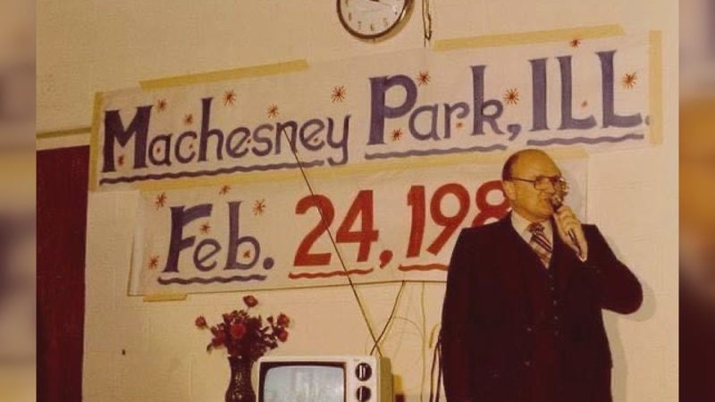 Machesney Park celebrated an important milestone Wednesday - its fortieth anniversary of...