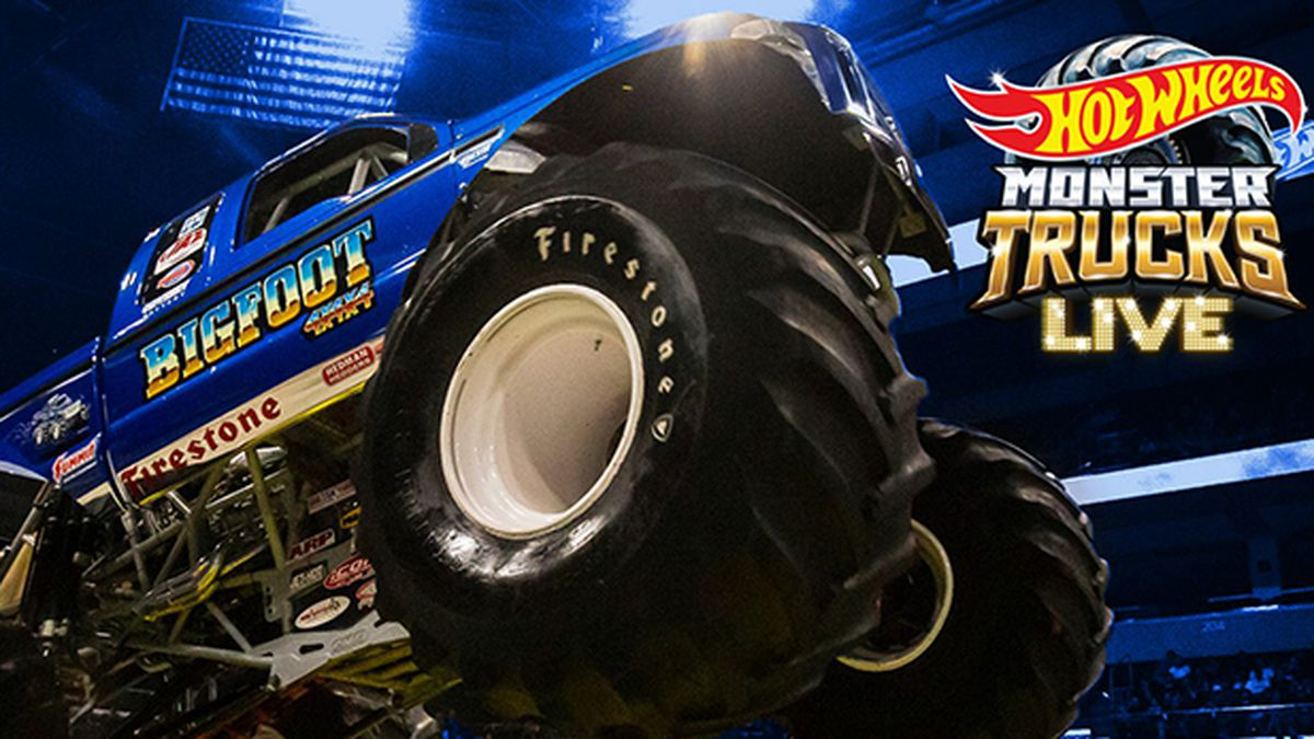Hot Wheels Monster Trucks Live Coming To Rockford Tickets On Sale Tomorrow