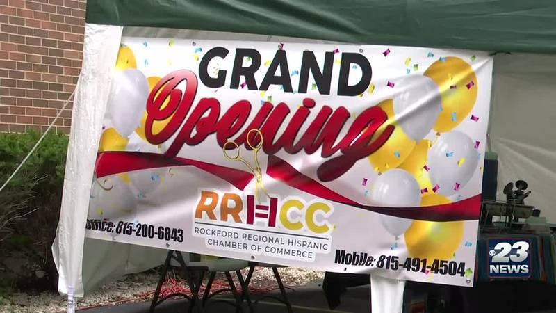 Hispanic Chamber of Commerce opens new office