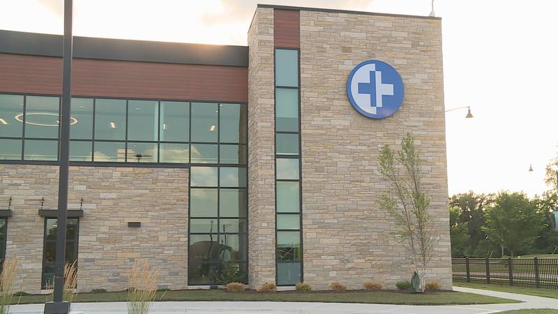 Crusader Community Health hosts an open house nearly five months after opening its new clinic...