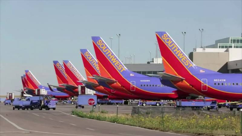 Southwest Airlines is one of several major U.S. airlines not requiring employees to be...