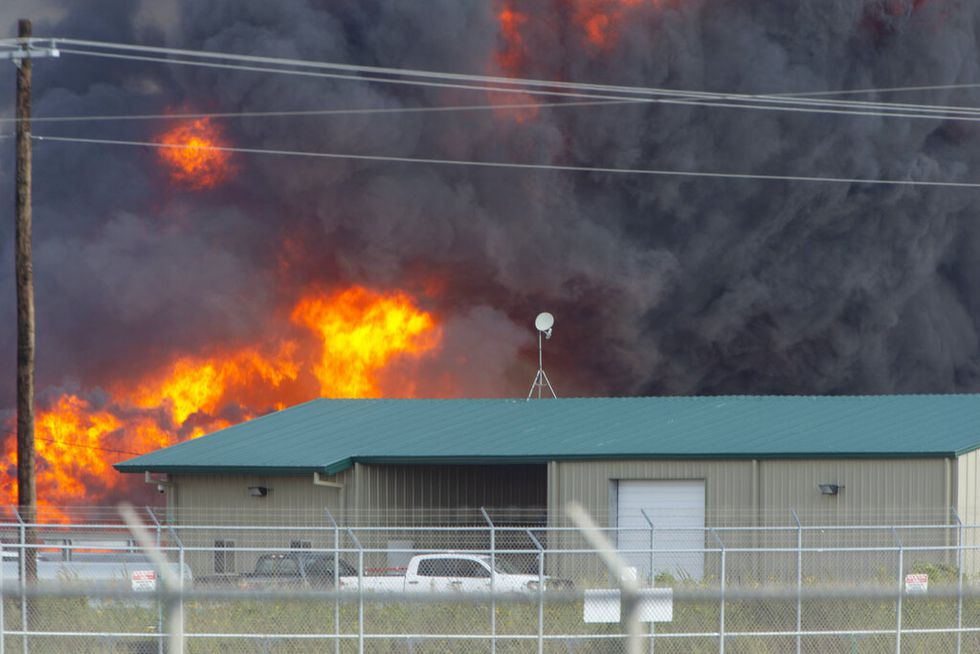 Lantana Texas Halloween 2020 4 people missing after pipeline explosion at port in Corpus