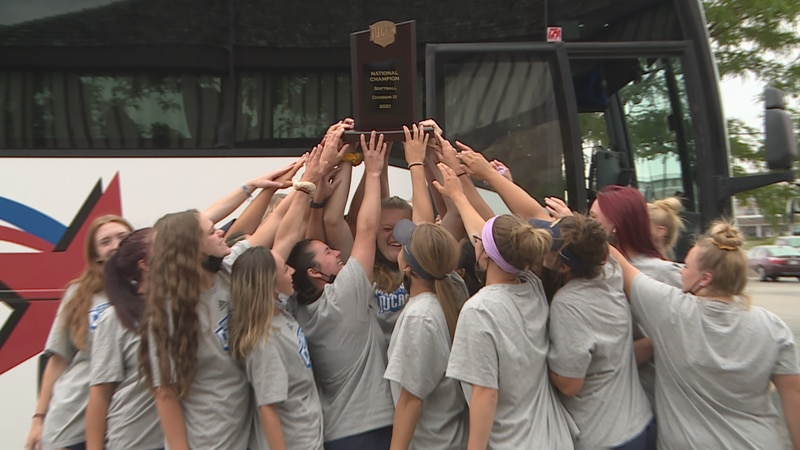 Rock Valley College softball returned to Rockford after winning its seventh consecutive...
