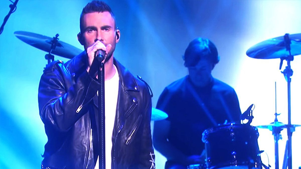 Photo: Maroon 5 / The Ellen DeGeneres