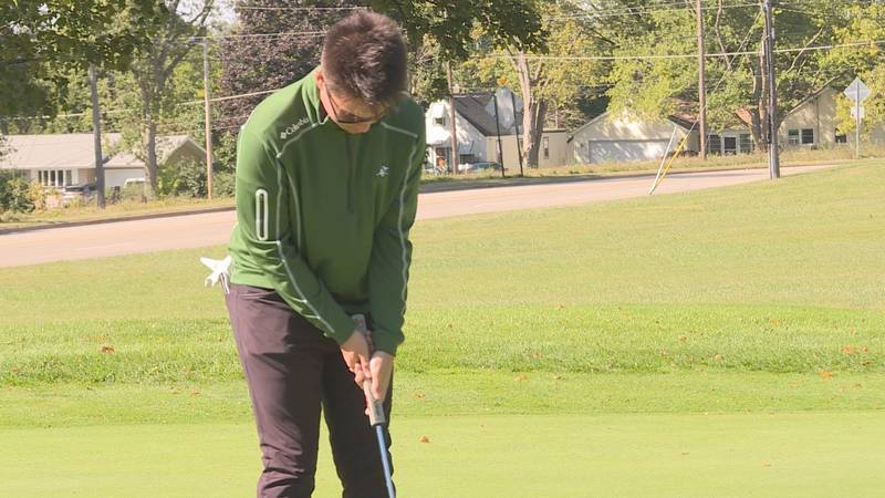 Boylan finished with a 629. Hononegah placed second with 658.