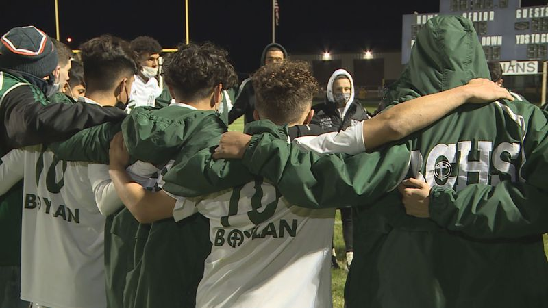 Boylan finished off the boys soccer season with a 3-0 win over Hononegah. The Titans went...