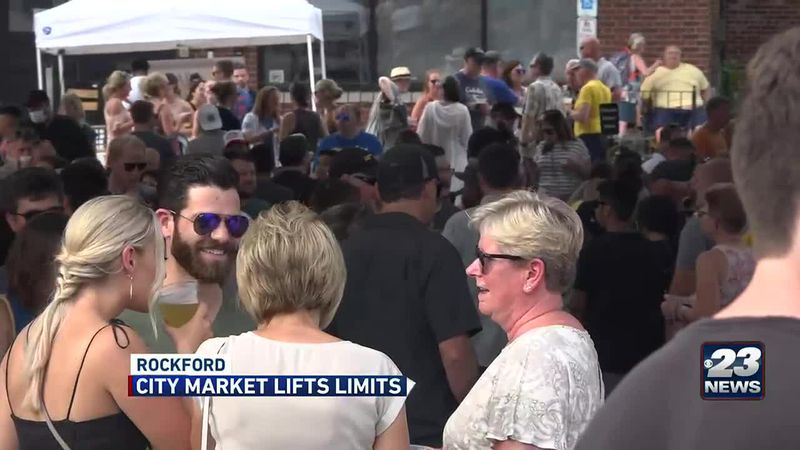 Illinois enters phase 5; all restrictions at City Market are lifted