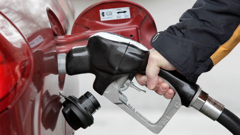 Gas pump prices (AP Photo/Amy Sancetta, File)