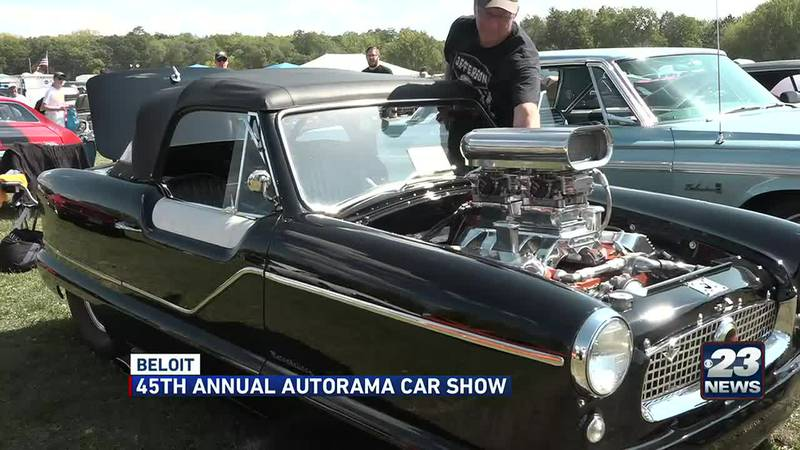 The 45 annual Autorama car show