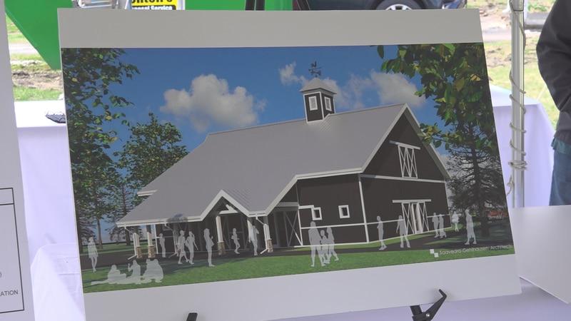 Roscoe Community Center.