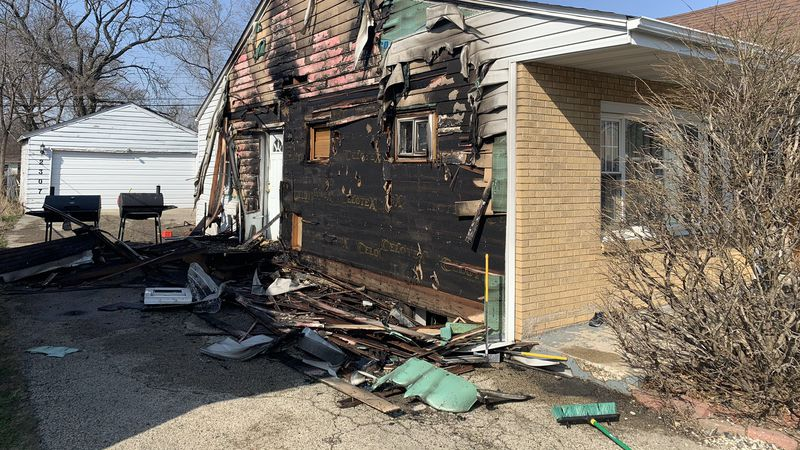 Firefighters say around 3 p.m. they were called to the 2300 block of Bell Ave. for reports of a...