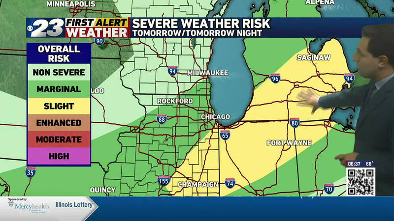 Severe Risk Tuesday