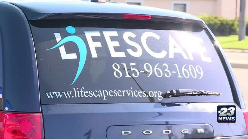 LIFESCAPE FOOD DRIVE THRU