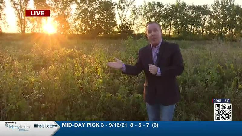 Summer Heat Continues this last Weekend of Summer