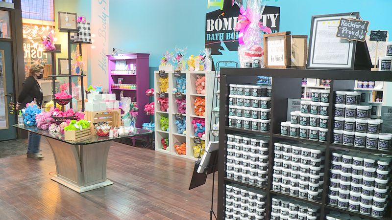 Bath and Body Fusion rings in its 10th anniversary with many celebrations throughout the week.