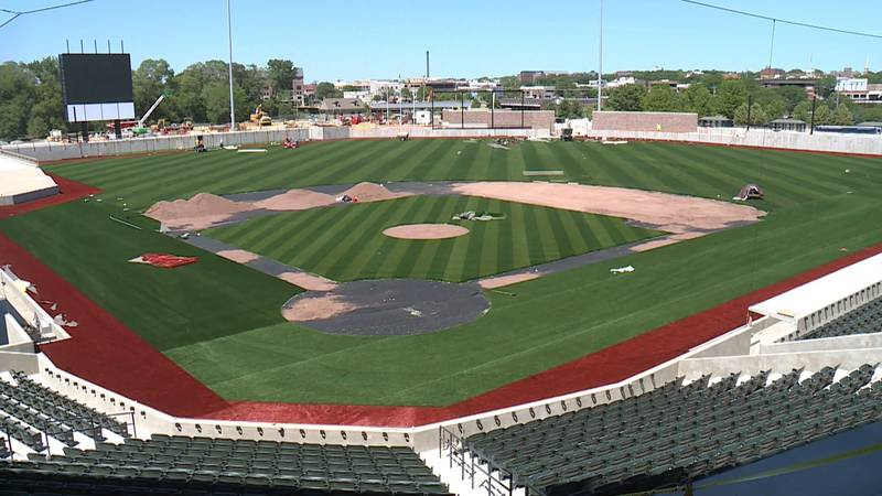 The Beloit Snappers recently led the media on a tour of the new downtown ballpark to show the...