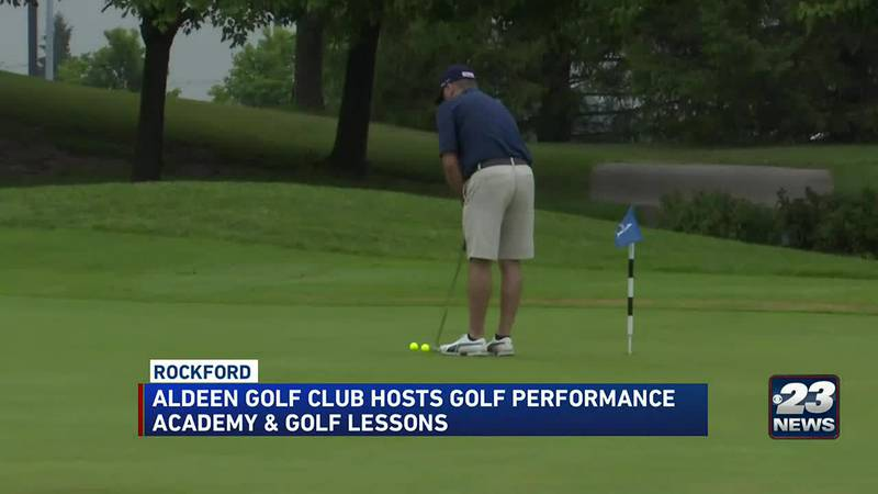 Golfers can get lessons from the pros at Aldeen Golf Club thanks to the Golf Performance Academy.