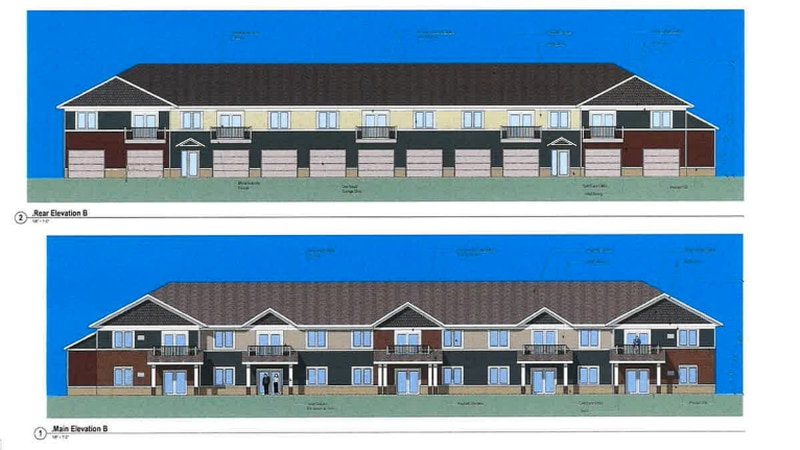 Rockford could see a new apartment complex break ground as early as this year.