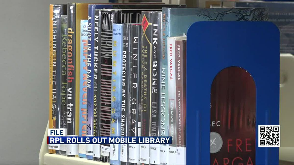 RPL rolls out mobile library