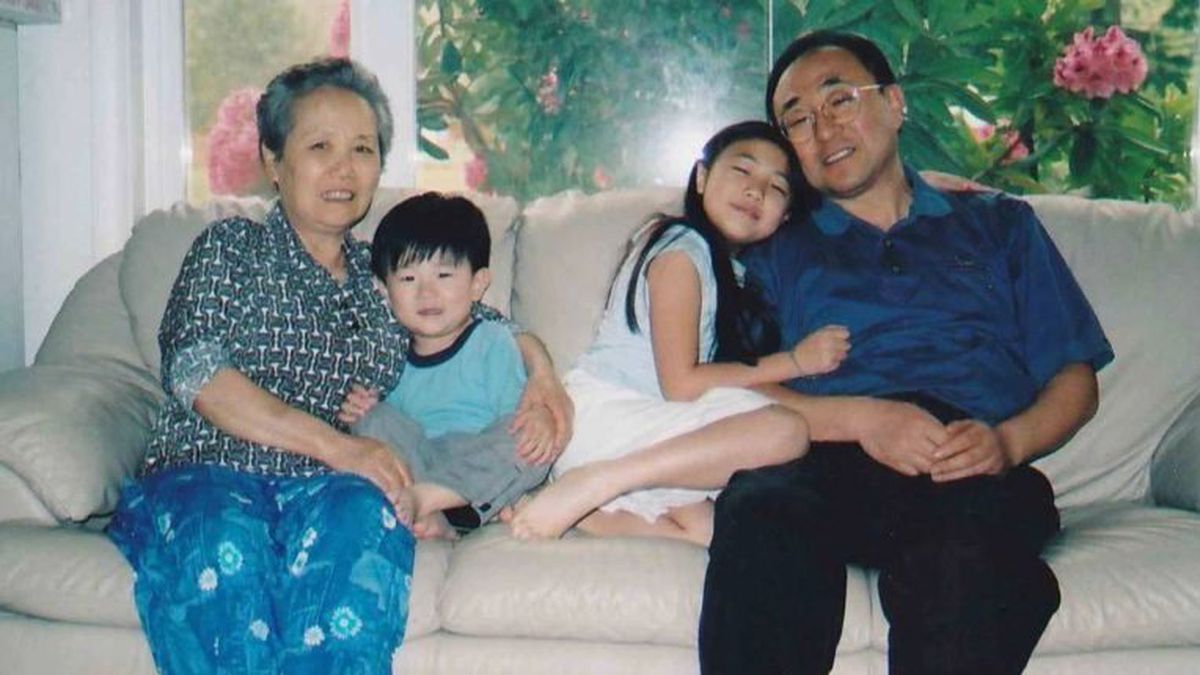 Los Angeles family loses grandmother, father, and mother to COVID-19. (The Hannah and Joseph Kim Family Fund (GoFundMe)/Hannah Kim)