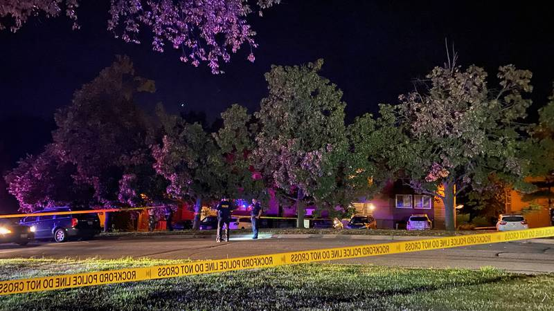 One man is dead following a shooting Friday, Aug. 21, 2020, in the 3800 block of Sage Drive in...