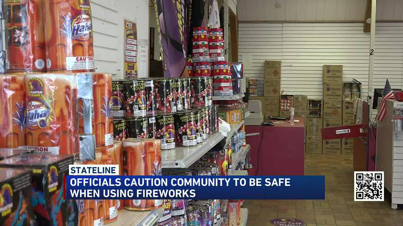 ACCORDING TO THE NATIONAL FIRE PROTECTION ASSOCIATION, FIREWORKS ARE RESPONSIBLE FOR MORE THAN...