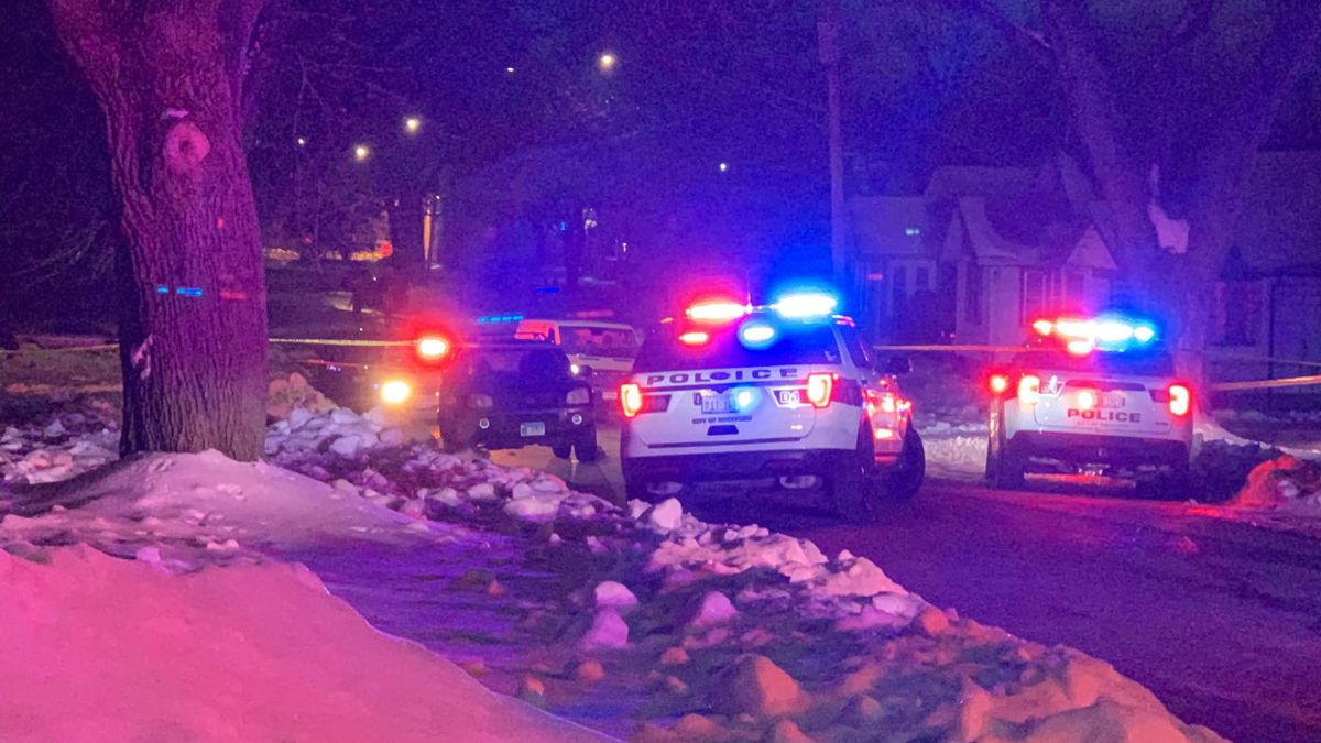 Around 7:45 p.m. Sunday Rockford Police respond to the 400 block of Webster Ave. for a shooting.