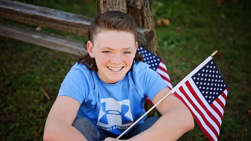 Noah Smith, 12 of Rockton