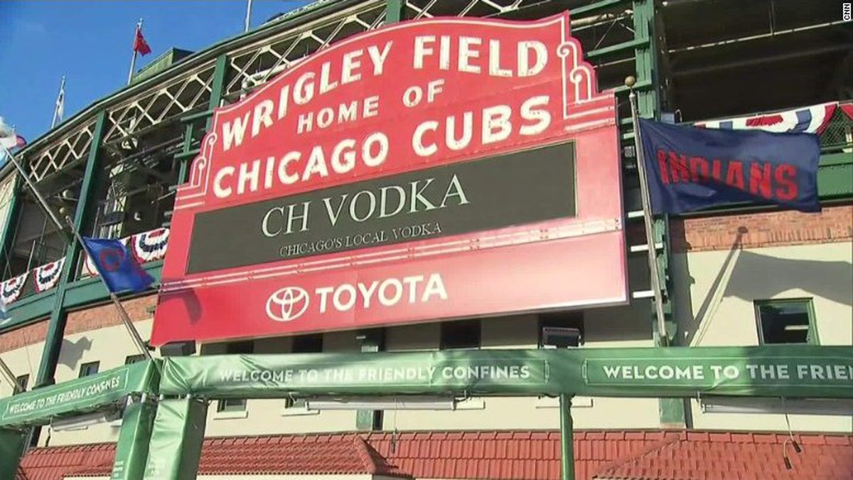 Wrigley Field is second only to Fenway Park as the oldest stadium in Major League Baseball.