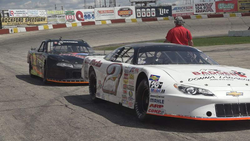 The Rockford Speedway in Loves Park opened for its 74th consecutive season of racing this...