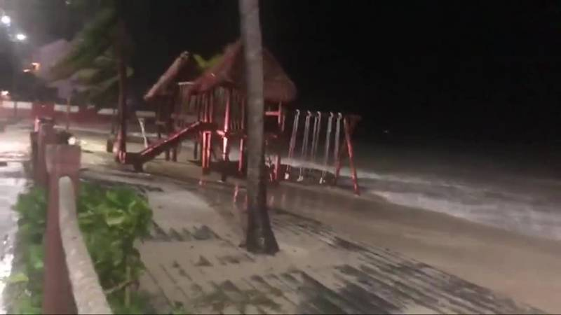 After striking Haiti and impacting other Caribbean islands this week as a tropical storm,...