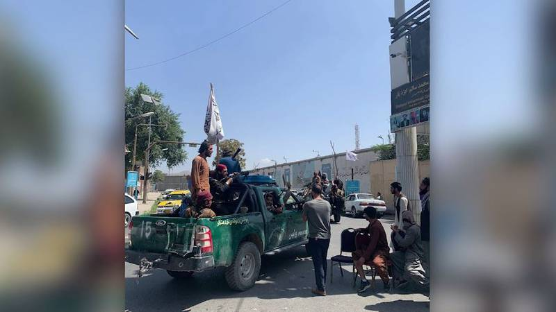 While there were no major reports of abuses or fighting in Kabul, many residents have stayed...