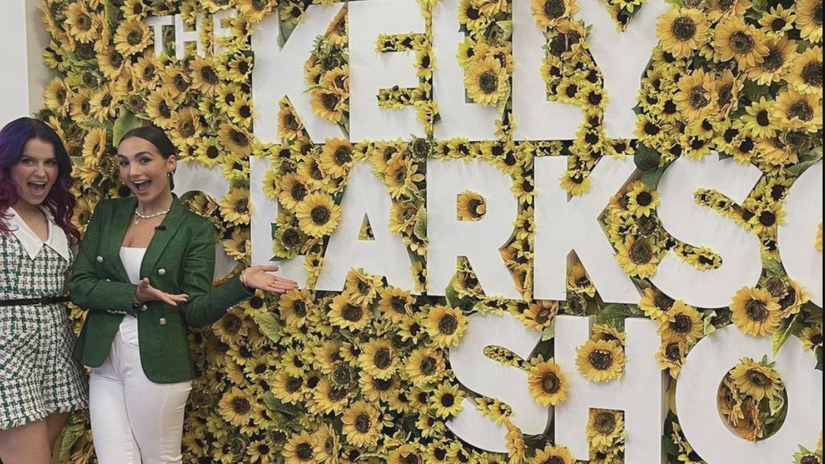 The Kelly Clarkson Show airs at 3 p.m. weekdays on WIFR.