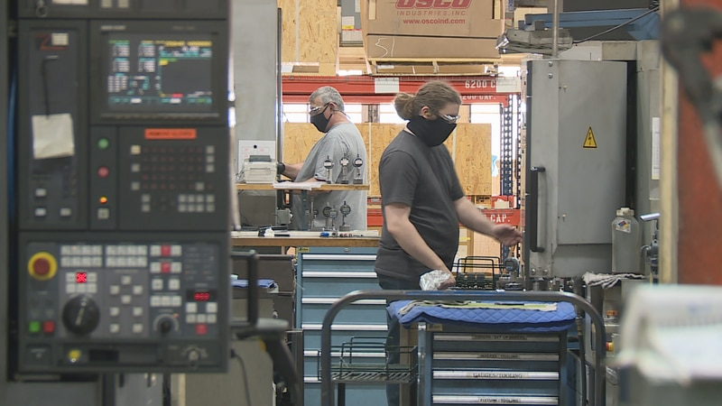If you're looking for work in manufacturing you're in luck as one Rockford company plans to...