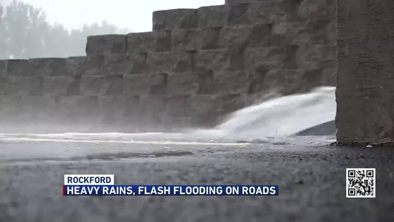 Heavy rains, flash flooding 8.9