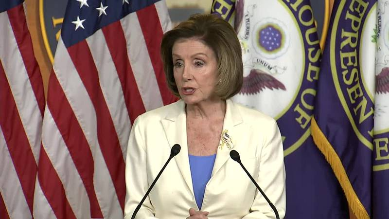 House Speaker Nancy Pelosi is rejecting two Republicans tapped by House GOP Leader Kevin...