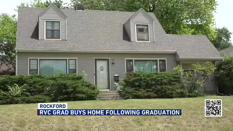 Former RVC student invests in housing market shortly after graduation