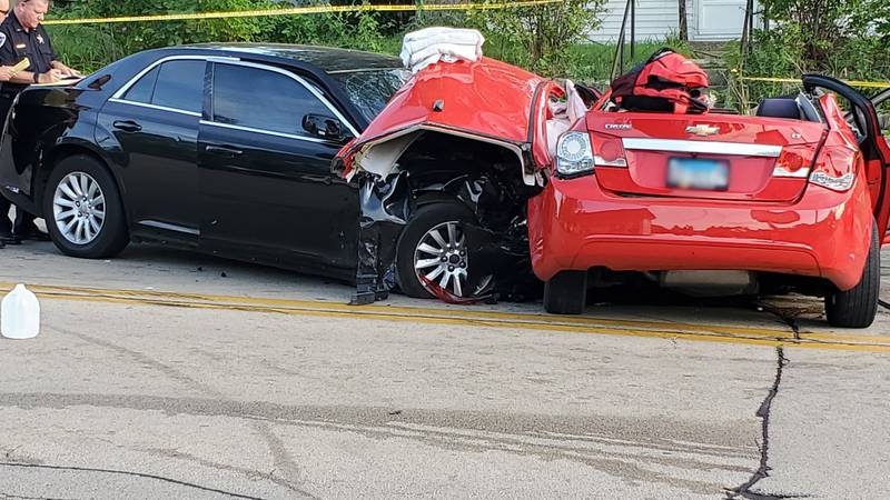 16-year-old boy killed in crash Thursday night.