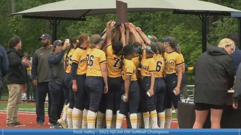 Rock Valley College captured its seventh straight NJCAA DIII National Championship, defeating...