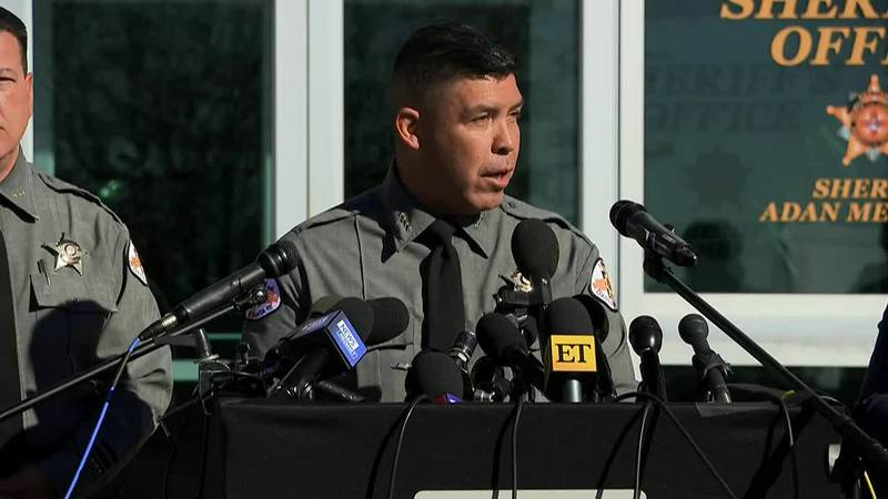 Santa Fe County Sheriff Adan Mendoza said Wednesday it's too early to comment on possible...