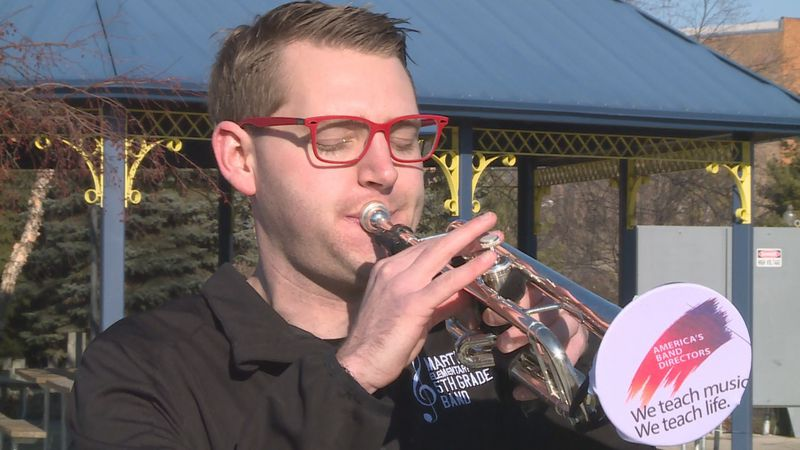 Local Band Director to March in 2022 Rose Bowl Parade