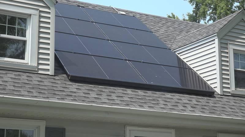 The solar panel industry is keeping busy even during the COVID-19 pandemic.