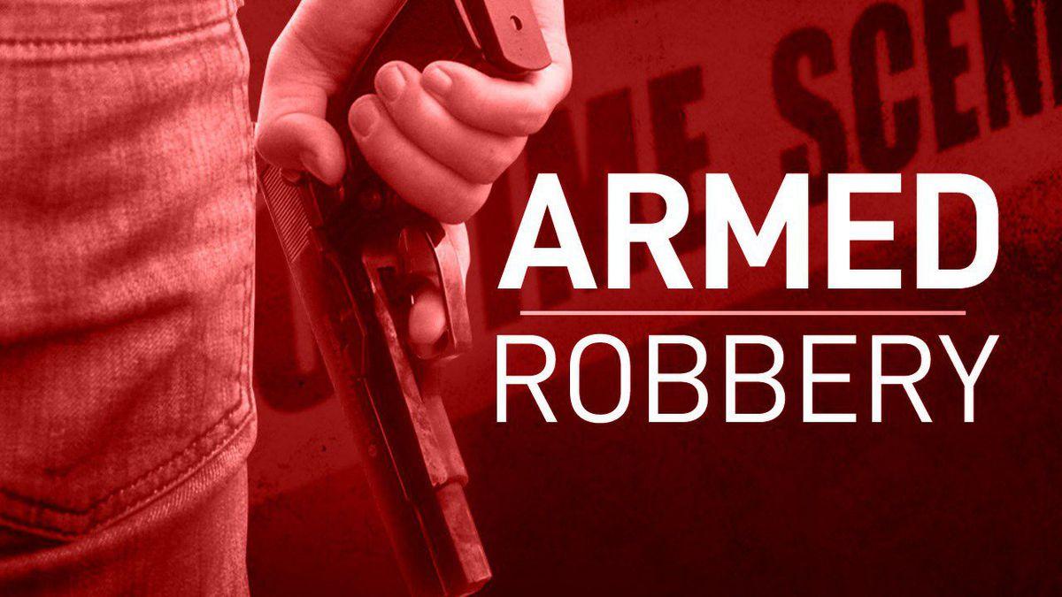 Armed robbery at Rockford Dollar Tree