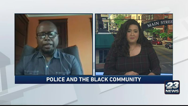 Police and the Black community
