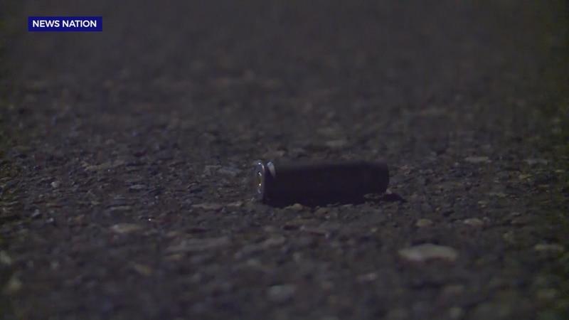 Gun violence on the rise
