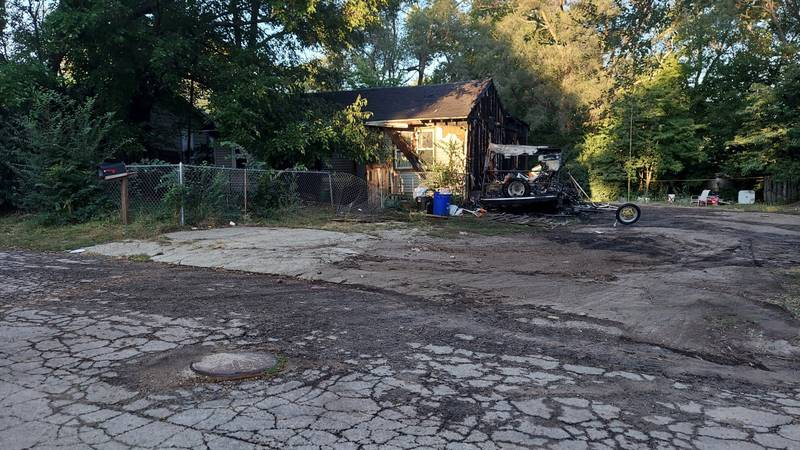 Motorhome considered a total loss after fire Thursday morning